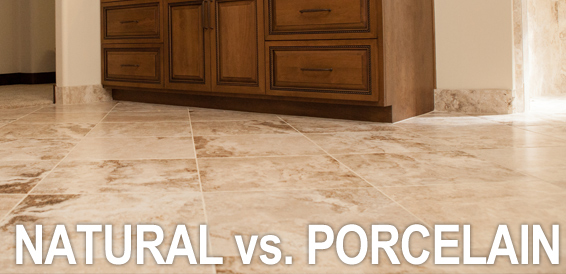 Natural Stone and the Reemergence of Porcelain Tile
