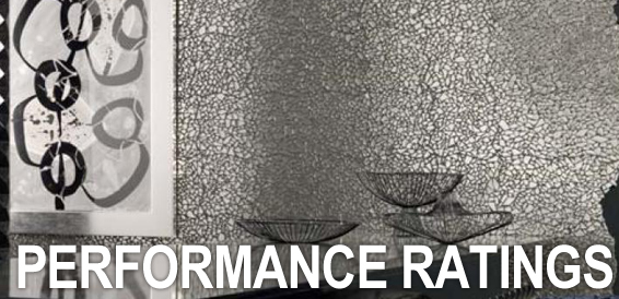 Performance-Ratings - Tile and Stone by Villagio