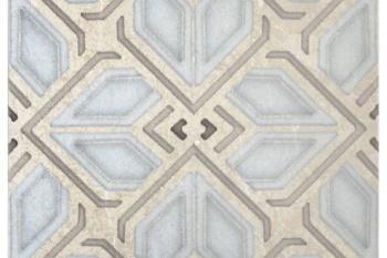 Avery Grande Pattern Sky on Limestone