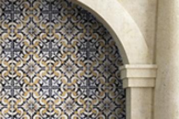 Saybrook Deco Dot (VDD12) Arch