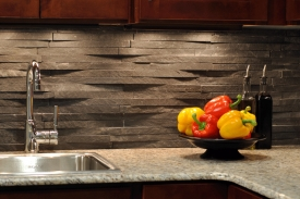 Rustic Cladding - Himarchal Black