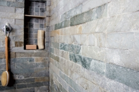 Strip Cladding - Himarchal White / Mosaic - Himarchal White