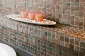 Mosaic -Copper