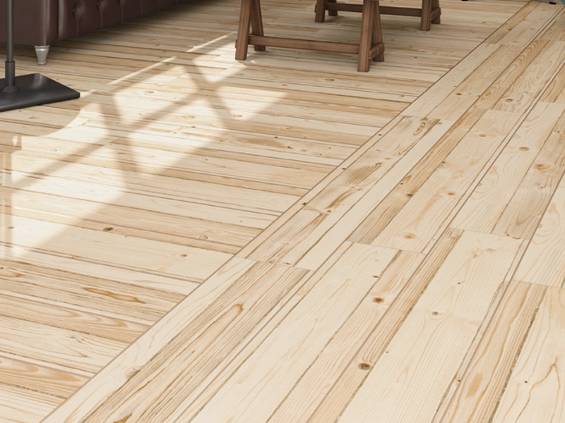 Villagio Tile and Stone - Natural Wood