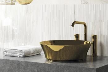 Lavabo Eleganza Oro