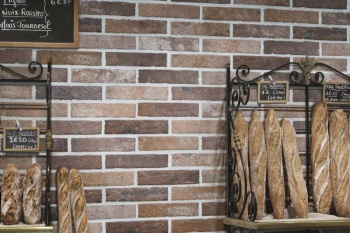 TRIBECA RED BRICK: MATONE BRICK OLD RED 2X10