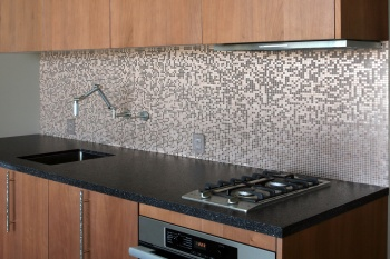 Alloy Backsplash