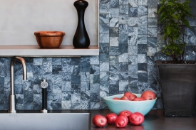 Stacked Tile – Silver